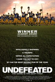 Undefeated (2011) Poster