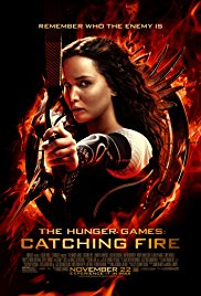 The Hunger Games 2: Catching Fire Movie