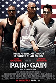Pain and Gain (2013) Poster