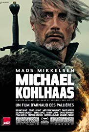 Age of Uprising: The Legend of Michael Kohlaas (2014) Poster