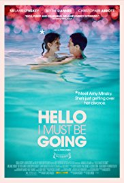Hello I Must Be Going (2012) Poster