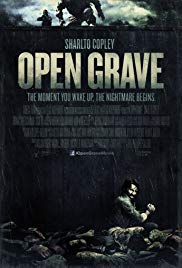 Open Grave (2013) Poster