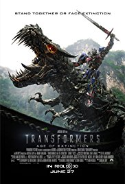 Transformers 4: Age of Extinction (2014) Poster