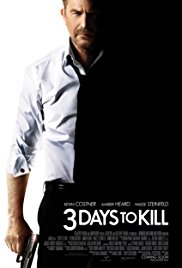 3 Days to Kill (2014) Poster