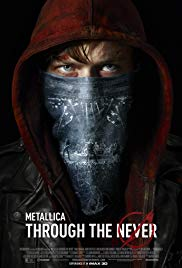 Metallica: Through the Never (2013) Poster