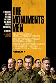 The Monuments Men (2013) Poster