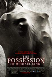 Possession Of Michael King (2014) Poster