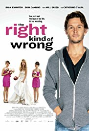 The Right Kind of Wrong (2013) Poster