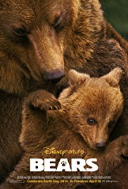 Disneynature: Bears (2014) Poster