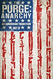 The Purge 2: Anarchy (2014) Poster