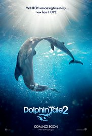 Dolphin Tale 2 (2014) Poster