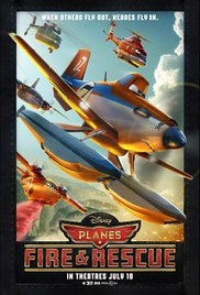 Planes 2: Fire and Rescue (2014) Poster