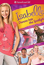 Isabelle Dances Into the Spotlight (2014) Poster