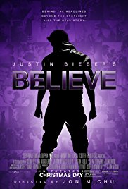 Justin Bieber's Believe Movie