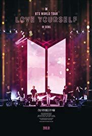 Bts World Tour Love Yourself In Seoul Netflix Redbox Dvd